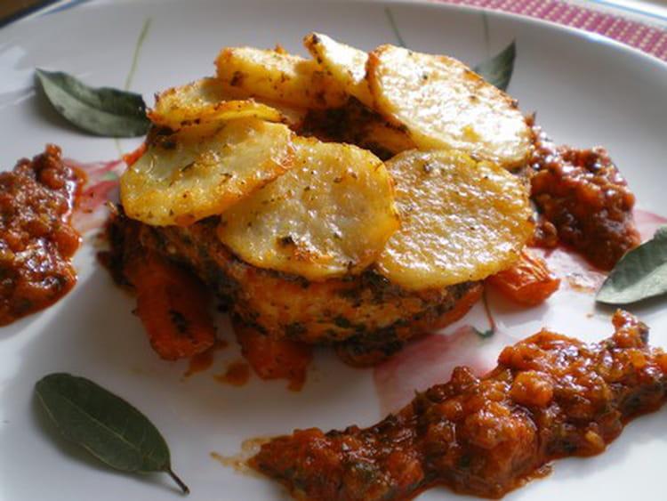 Recette De Steak De Thon Aux Herbes La Recette Facile - Cuisiner du thon rouge