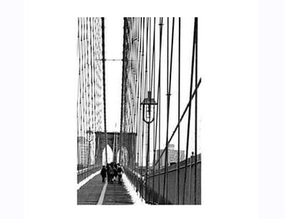 magnet 'pont de brooklyn' de la boutique déco de l'internaute copains