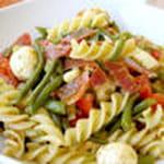 salade de fusilli aux couleurs d italie