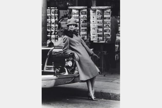 Mode pour Vogue, 7aout 1958