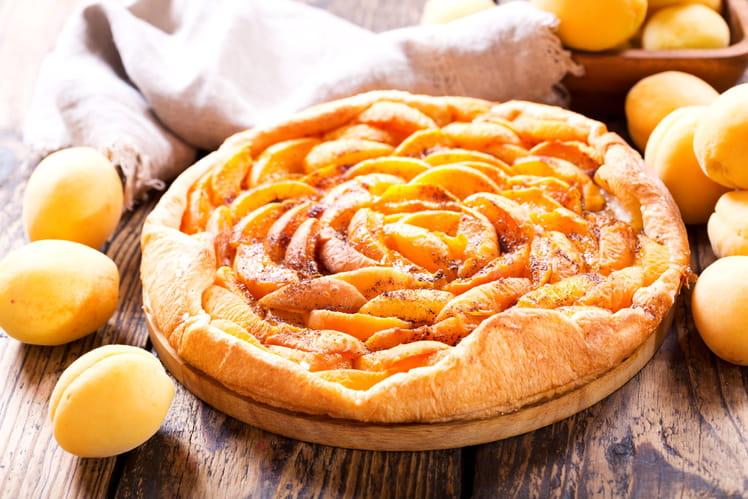 Tarte aux abricots simplissime