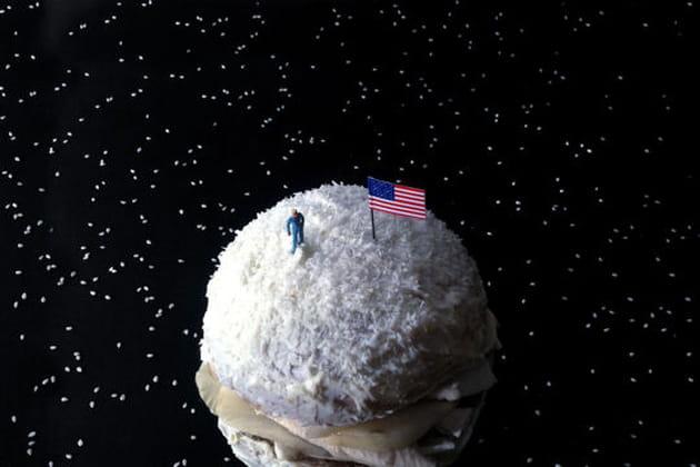 Neil Armstrong Burger