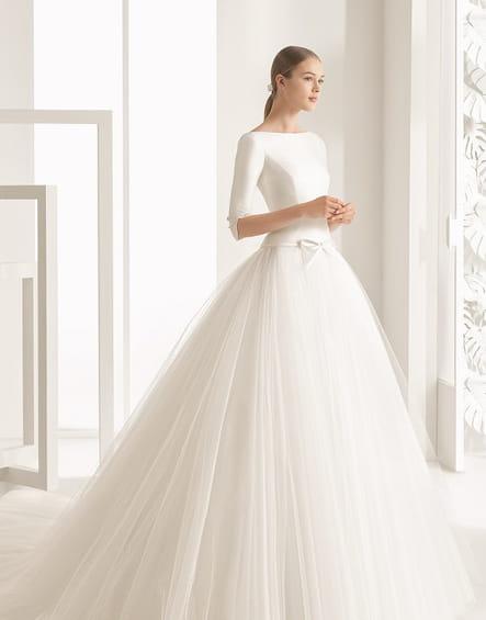 Robe de mariée Nekane