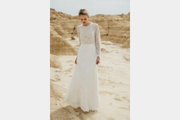 Robe de mariée Clélie, Atelier Anonyme