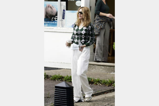 Madonna le 27septembre 2005