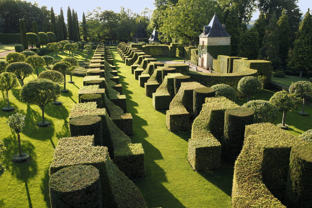7 jardins la fran aise visiter en france liste - Jardin du manoir d eyrignac ...