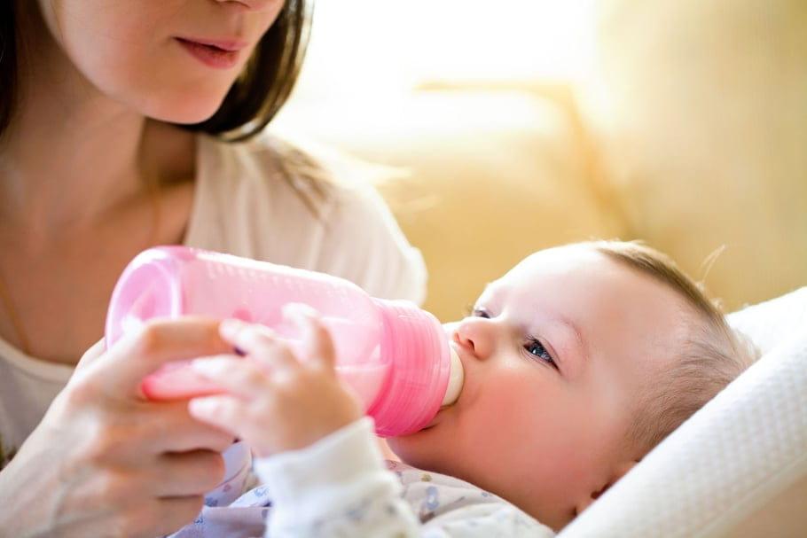 Le lait végétal, dangereux pour les bébés