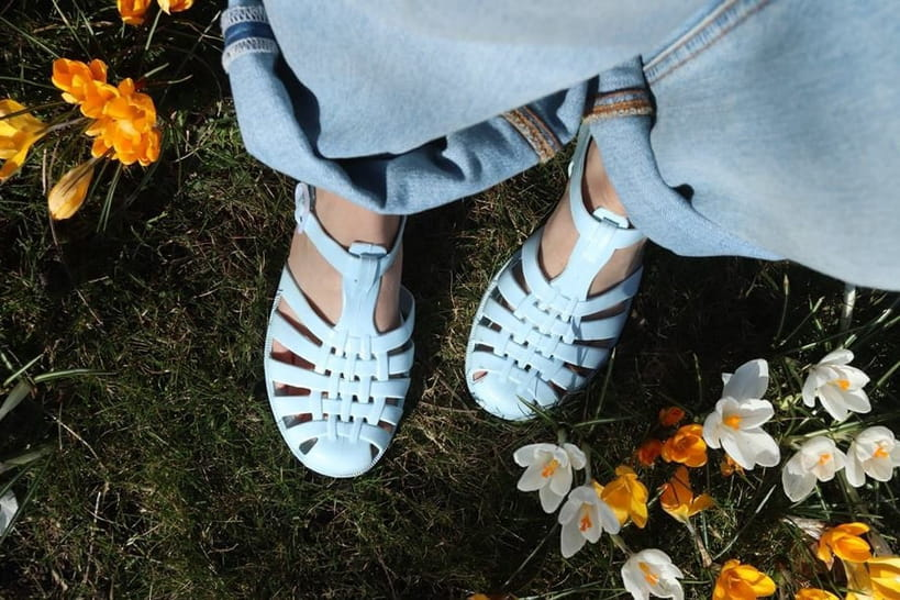 Des chaussures d'eau pour un été stylé