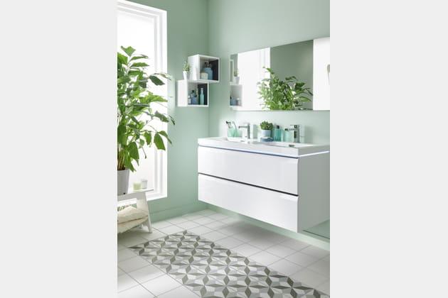 meuble ytrac par lapeyre. Black Bedroom Furniture Sets. Home Design Ideas