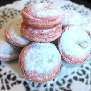 les biscuits roses de reims