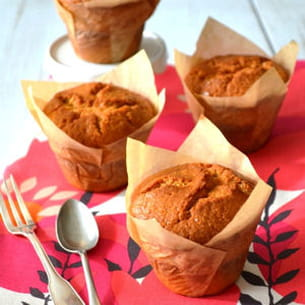 muffins tout coco extra moelleux