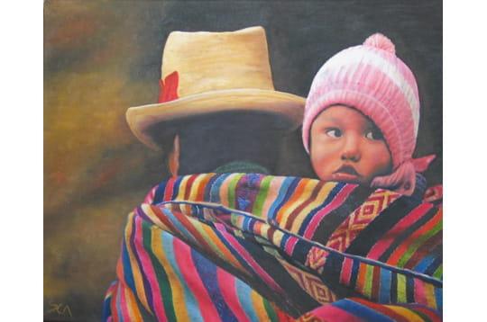 L'enfant au bonnet