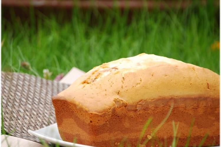 Gâteau marbré inratable