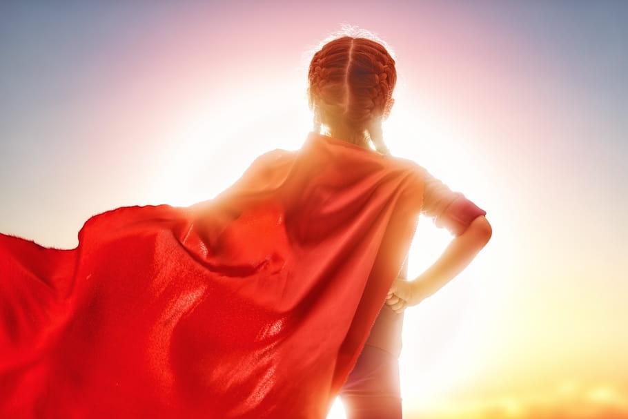 Les super-héroïnes prennent du galon
