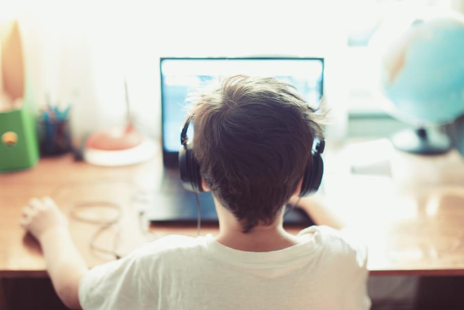Un avatar bleu dans Fortnite, pour sauver des vies