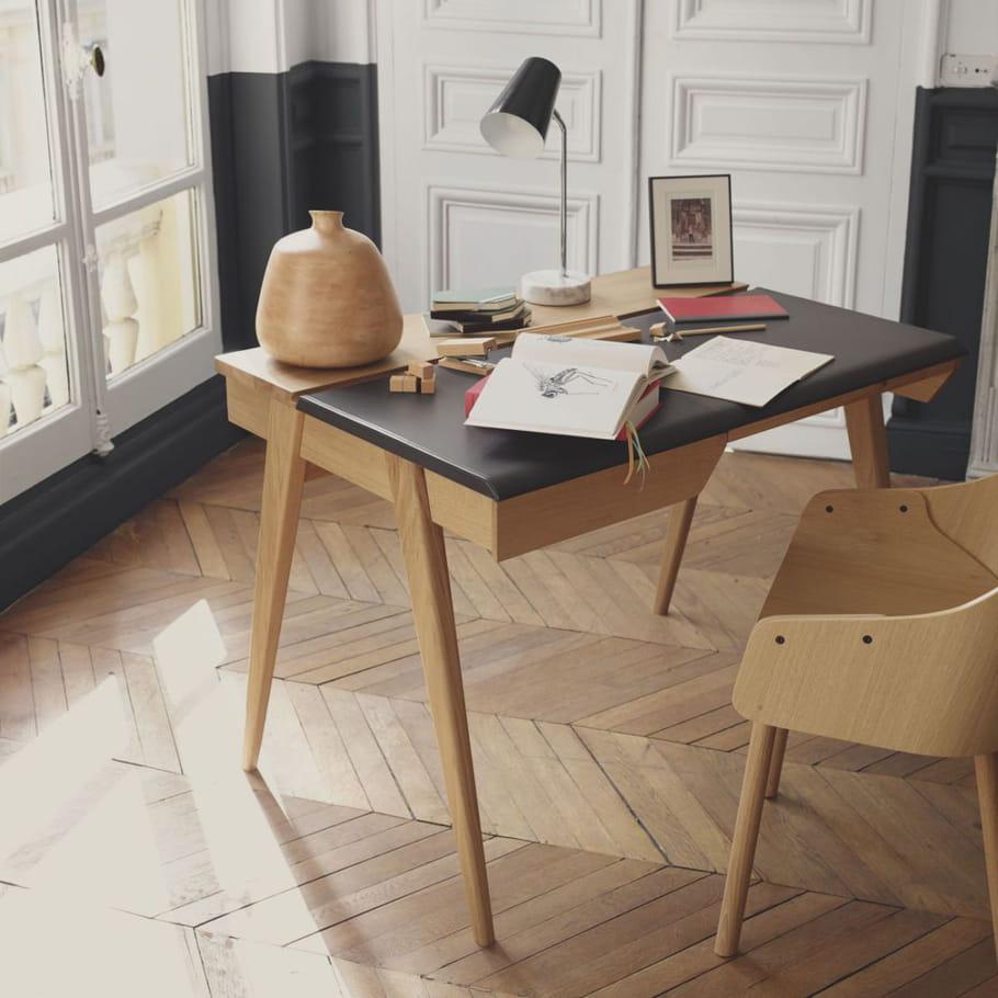 bureau beckett par habitat. Black Bedroom Furniture Sets. Home Design Ideas