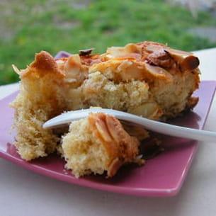 gâteau pomme-anis
