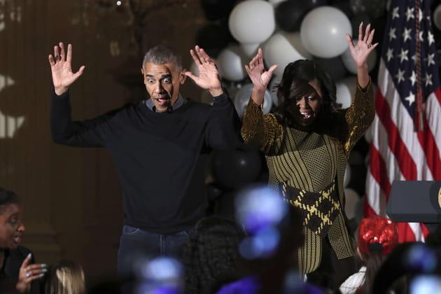 Barack et Michelle Obama ont vécu leur dernière année à la Maison Blanche