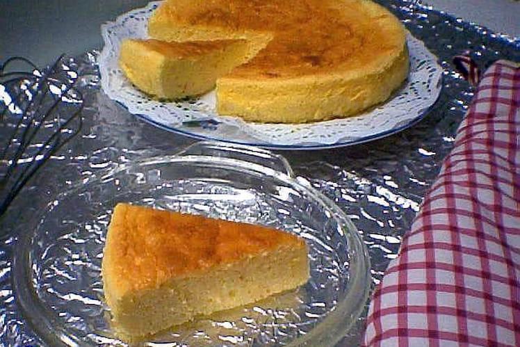 Gâteau au beurre des Açores