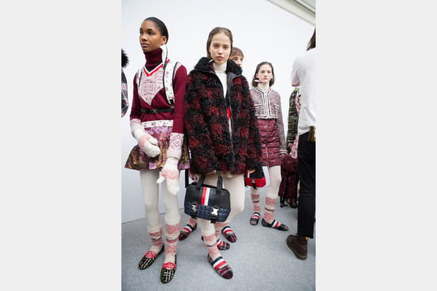 Moncler Gamme Rouge (Backstage) - photo 40