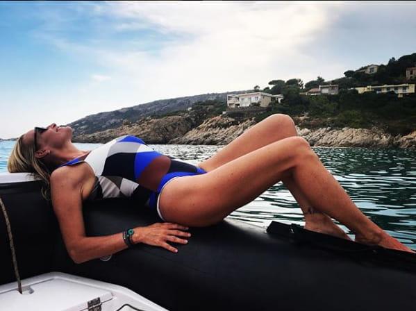 En vacances, les starsaffolent Instagram