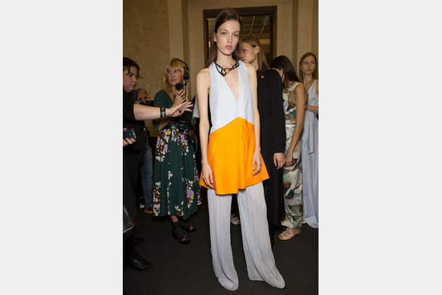 Vionnet (Backstage) - photo 26