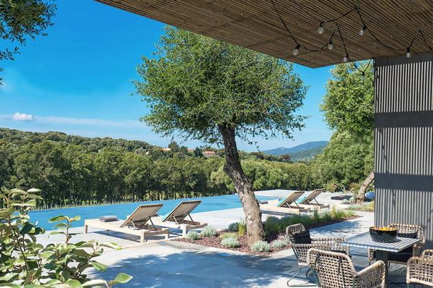 La Villa Canella en Corse
