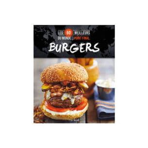 burgers, les 60 meilleurs du monde... point final de véronique paradair