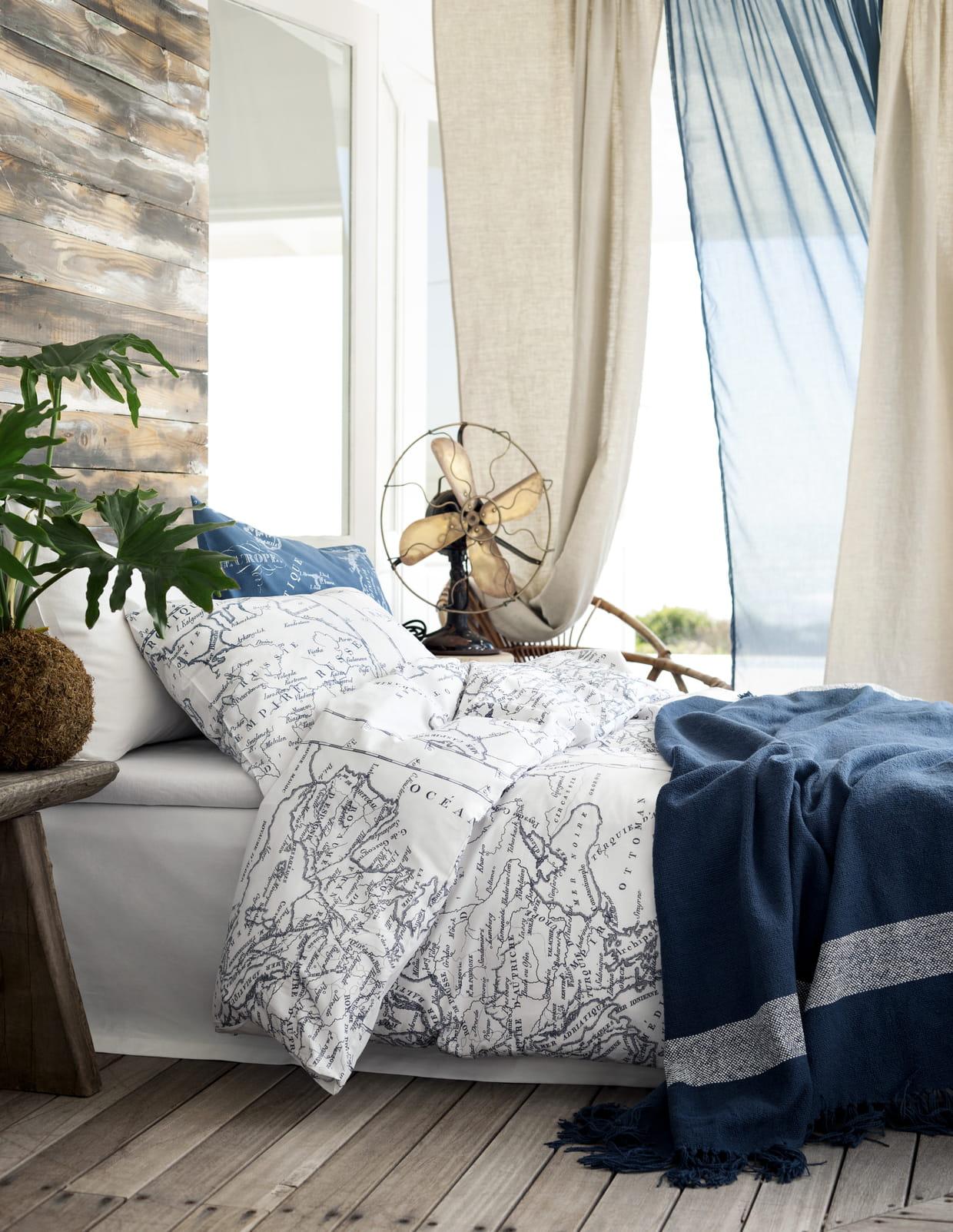 parure housse de couette. Black Bedroom Furniture Sets. Home Design Ideas