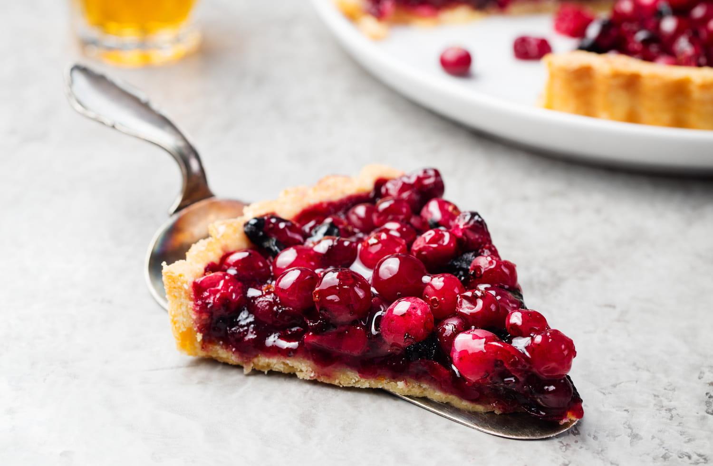Recettes à la canneberge (cranberry)