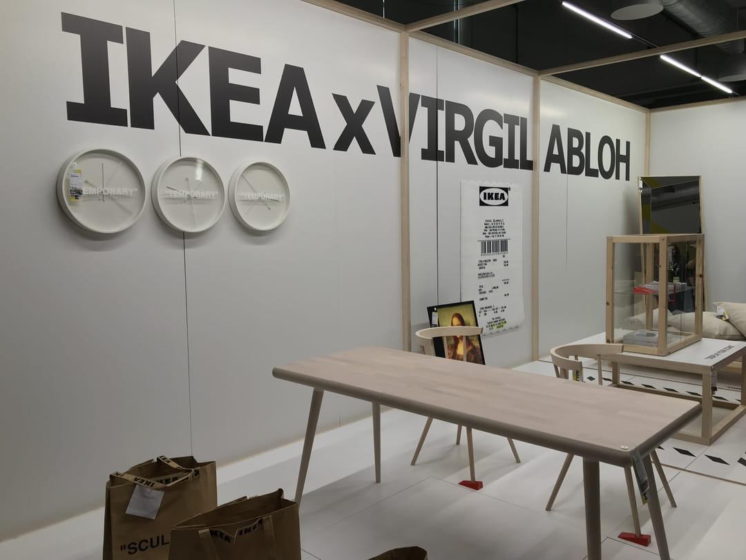 Ikea X Virgil Abloh Tout Sur Markerad Leur Collection Prévue Pour
