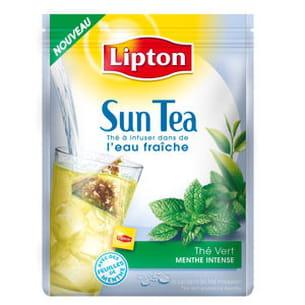 lipton sun tea