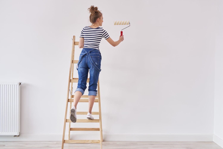 Comment peindre un mur facilement et sans trace?