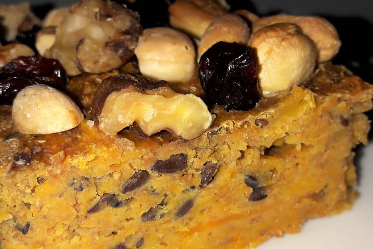 Carotte cake sans sucre ajouté ni beurre