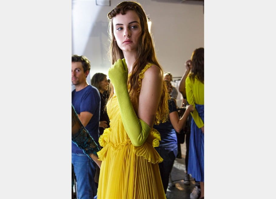 Rochas (Backstage) - photo 29