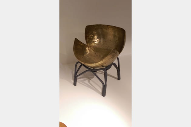 Un fauteuil au design innovant