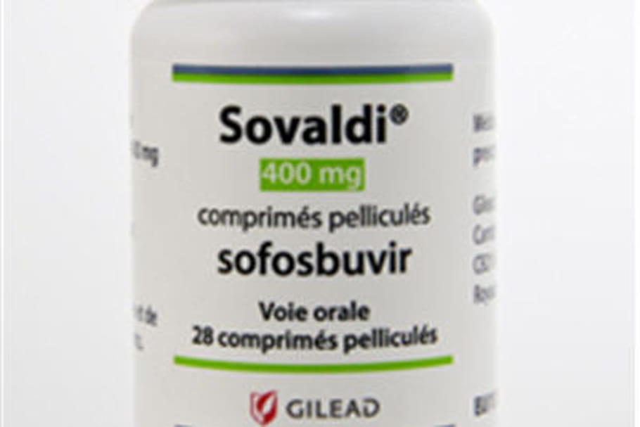 Le prix du Sovaldi (anti hépatite C) revu à la baisse