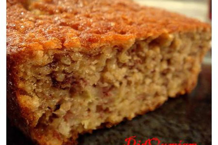 Cake banane - quinoa