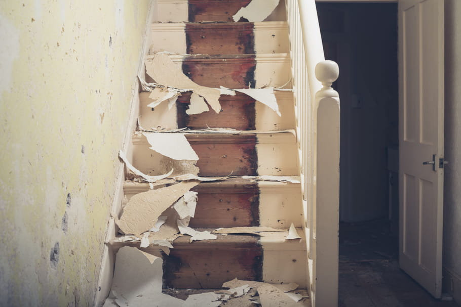 Comment Rénover Un Escalier En Bois Les étapes à Suivre