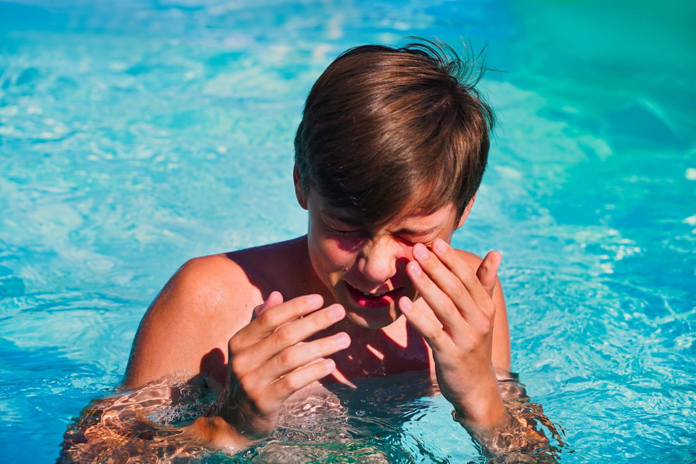 Allergie au chlore: symptômes, yeux, nez, soigner