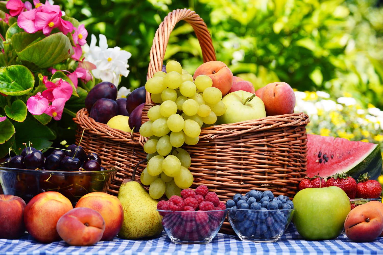 Tout sur les fruits: les choisir, les conserver, les cuisiner...
