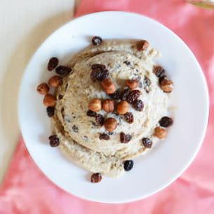 bowl cake aux raisins