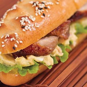 sandwich pouletteriyaki