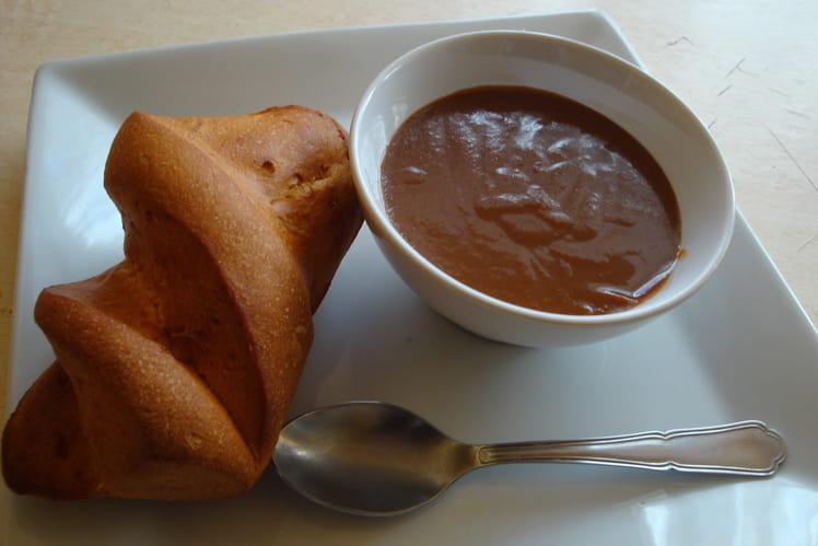 Confiture de Lait Choco Caramel
