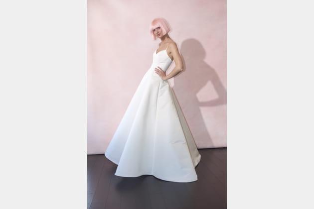 Robe de mariée stylée, Isabelle Armstrong