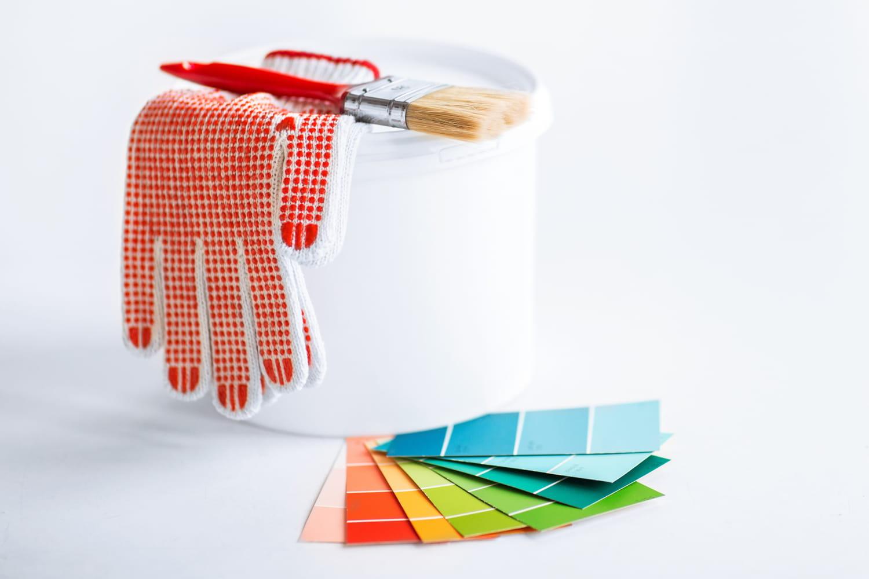 Les calculatrices déco pour peinture, papier peint, carrelage