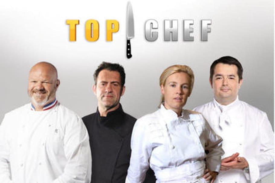 Top Chef : et le jury est composé de...