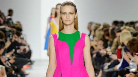 Fashion week : défilé Christian Dior automne-hiver 2014-02015