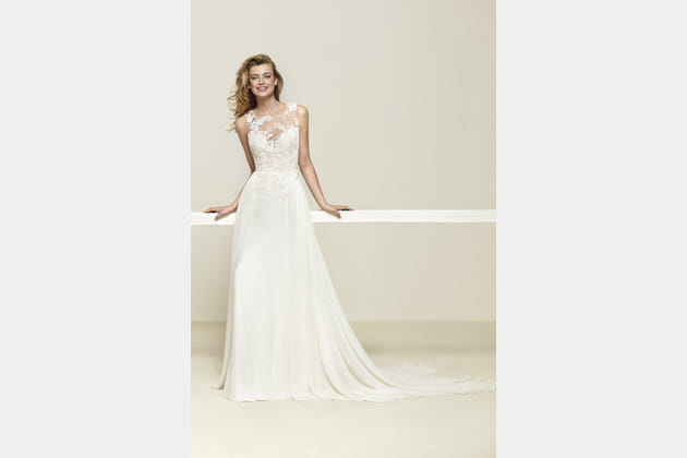 Robe de mariée Drepea de Pronovias