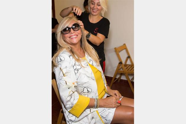 Laura Biagiotti (Backstage) - photo 14